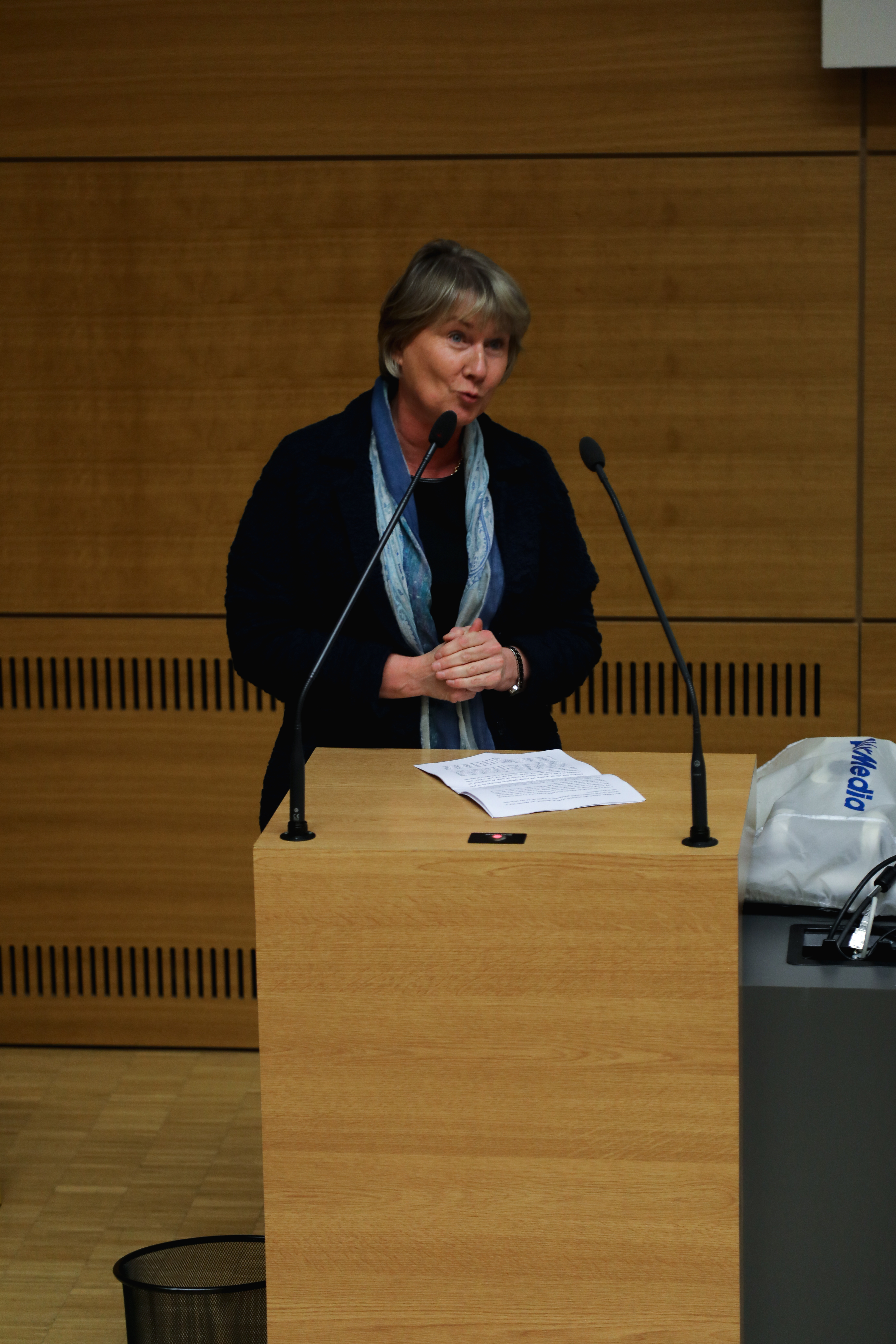 Marie-Cécile Manière - HUS
